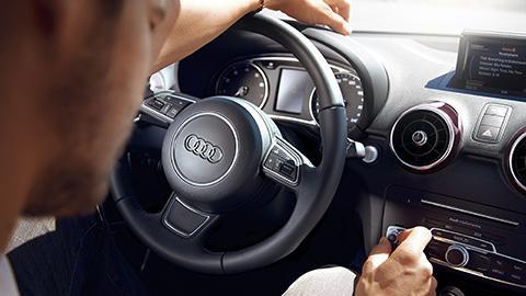Audi's Official Representation in Georgia